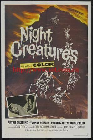 恶夜迷魂 Captain Clegg (1962)