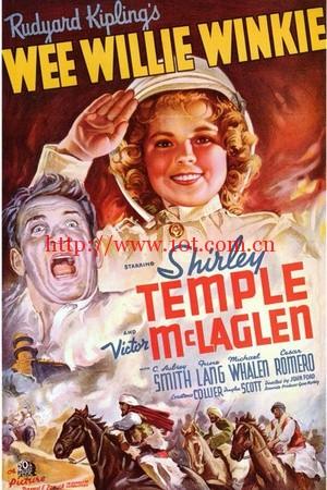 威莉·温基 Wee Willie Winkie (1937)