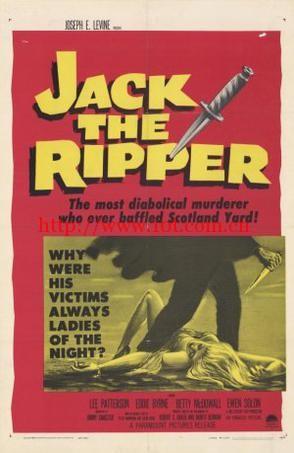 开膛手杰克 Jack the Ripper (1959)