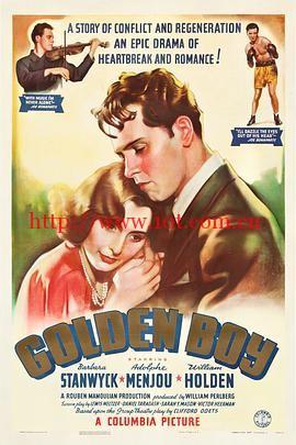 金童 Golden Boy (1939)