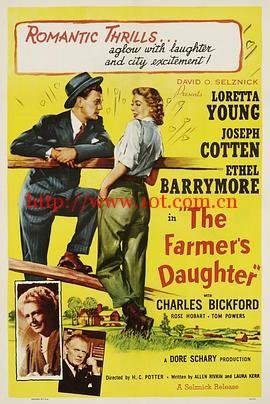 农家女 The Farmer's Daughter (1947)