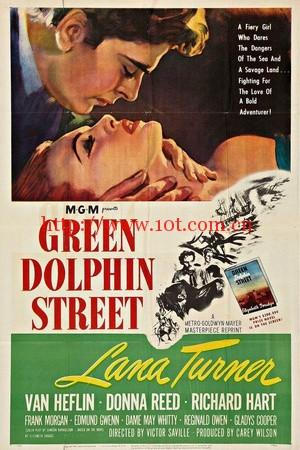 纽西兰地震记 Green Dolphin Street (1947)