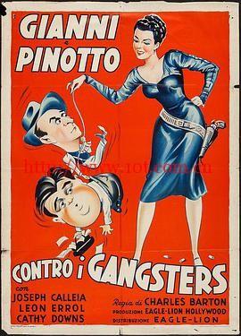 危险陷阱 The Noose Hangs High (1948)