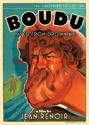 布杜落水遇救记 Boudu sauvé des eaux (1932)