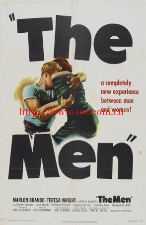 男儿本色 The Men (1950)