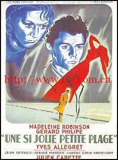 如此美丽的小沙滩 Une si jolie petite plage (1949)