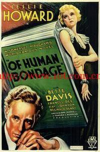 人生的枷锁 Of Human Bondage (1934)