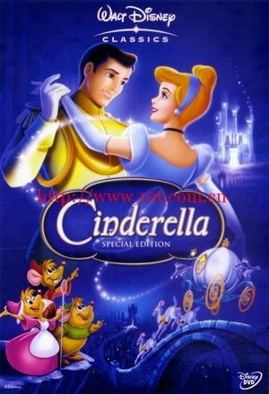 仙履奇缘 Cinderella (1950)