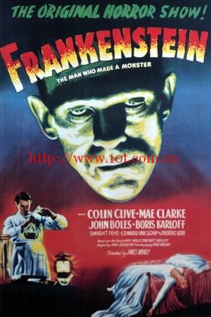科学怪人 Frankenstein (1931)