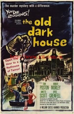 新鬼屋魅影 The Old Dark House (1963)