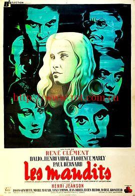 海牙 Les maudits (1947)