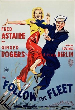 海上恋舞 Follow the Fleet (1936)