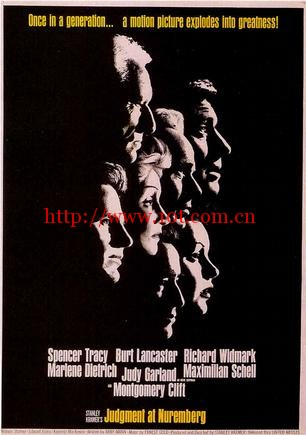纽伦堡的审判 Judgment at Nuremberg (1961)