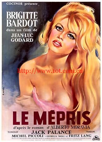 蔑视 Le mépris (1963)