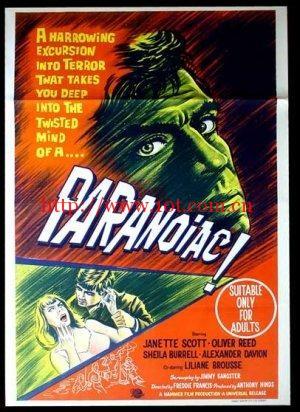 发狂 Paranoiac (1963)