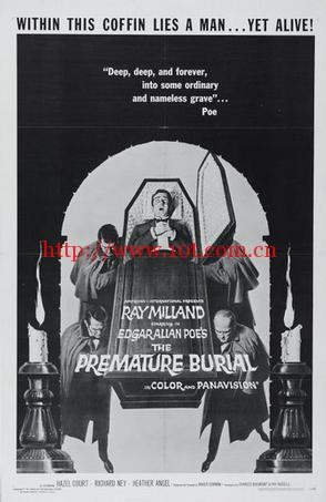 过早埋葬 Premature Burial (1962)