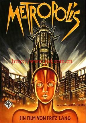 大都会 Metropolis (1927)