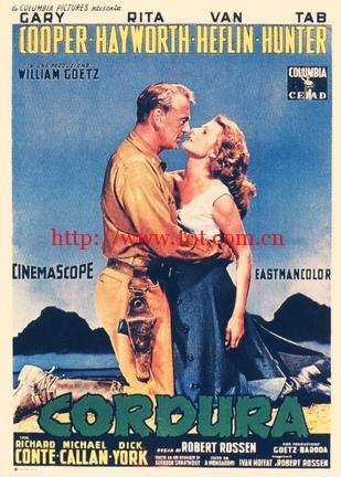 威震群雄 They Came to Cordura (1959)