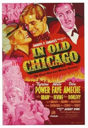 芝加哥大火记 In Old Chicago (1937)