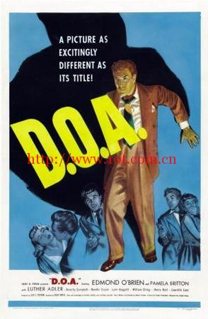 死亡漩涡 D.O.A. (1950)