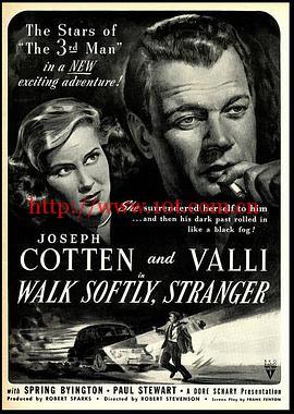 虎盗情魔 Walk Softly, Stranger (1950)