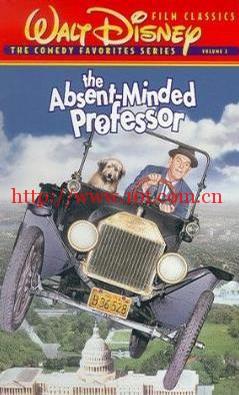 飞天老爷车 The Absent-Minded Professor (1961)