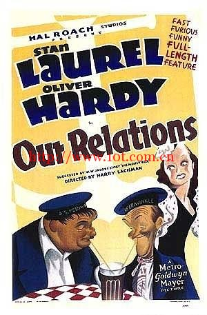 我们的关系 Our Relations (1936)