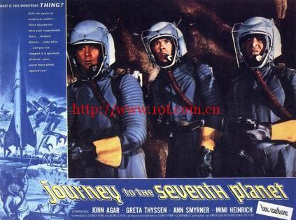 第七星之旅 Journey to the Seventh Planet (1962)