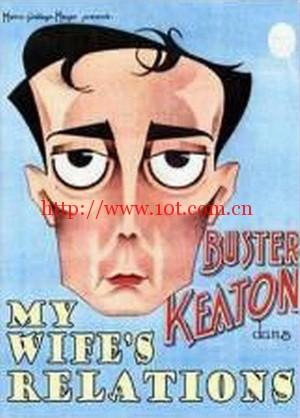 我妻子的亲戚 My Wife's Relations (1922)