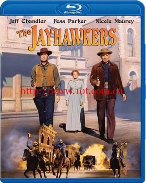 肯萨斯居民 The Jayhawkers! (1959)