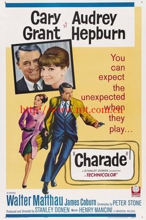谜中谜 Charade (1963)