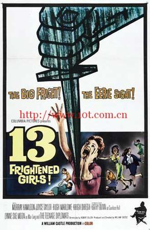 13 Frightened Girls! 13 Frightened Girls! (1963)