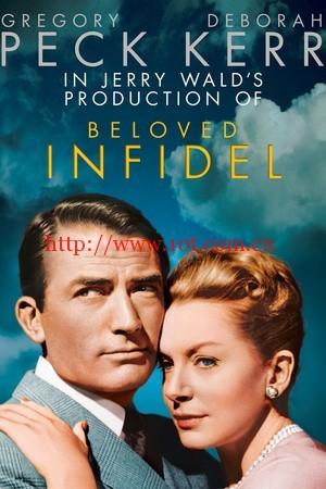 痴情恨 Beloved Infidel (1959)