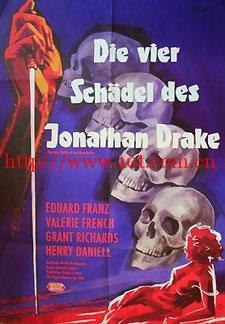 The Four Skulls Of Jonathan Drake The Four Skulls Of Jonathan Drake (1959)