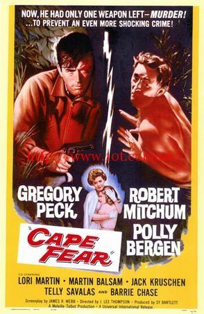 恐怖角 Cape Fear (1962)