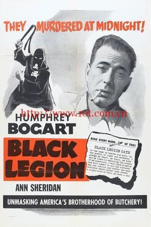 黑暗军团 Black Legion (1937)