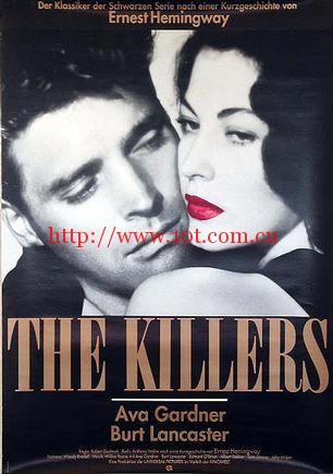 绣巾蒙面盗 The Killers (1946)
