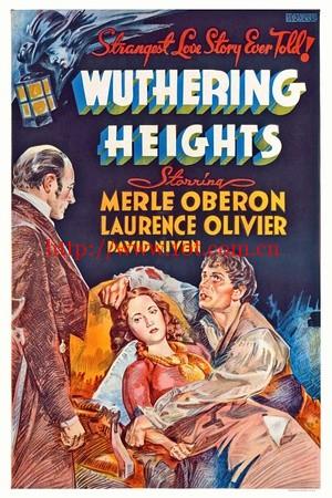 呼啸山庄 Wuthering Heights (1939)