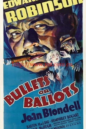 子弹与选票 Bullets or Ballots (1936)