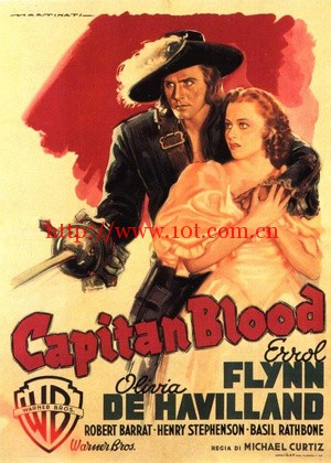 喋血船长 Captain Blood (1935)