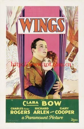 翼 Wings (1927)