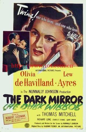 阴阳镜 The Dark Mirror (1946)