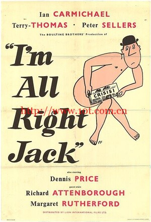 人不为己,天诛地灭 I'm All Right Jack (1959)