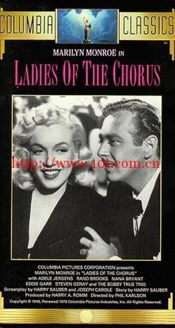 热女郎 Ladies of the Chorus (1948)