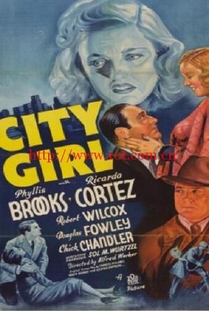 都市女郎 City Girl (1930)