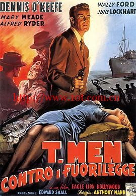 T人 T-Men (1947)