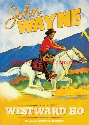 Westward Ho Westward Ho (1935)