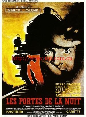 夜之门 Les Portes de la nuit (1946)