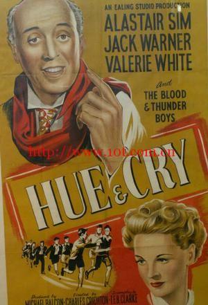 呼声 Hue and Cry (1947)