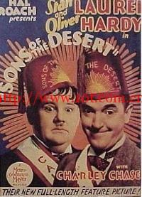 老瑞和哈迪之沙漠王子 Sons of the Desert (1933)